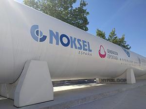 Hyper-Track, el tubo de acero suministrado por Noksel España