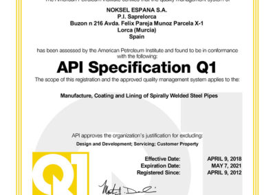 API Spec Q1