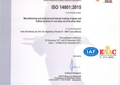 5. ISO 14001-2015 SGS