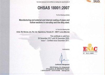 6. OHSAS 18001-2007 SGS
