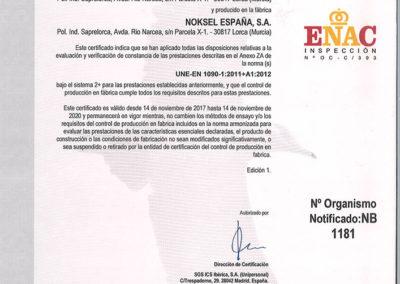 NOKSEL-1090-1-2011+A1-2012 REGL UE-305